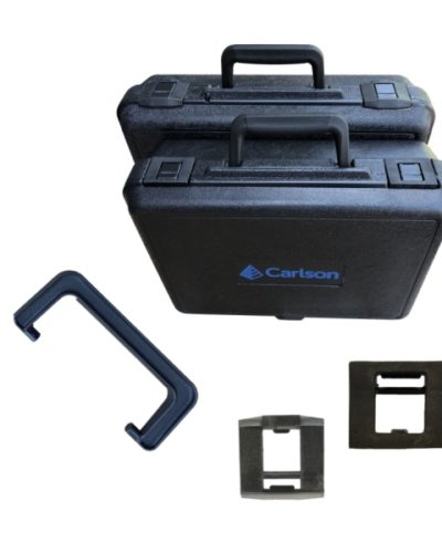 Data collector cases and parts